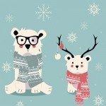 Зима Новый Год Рождество