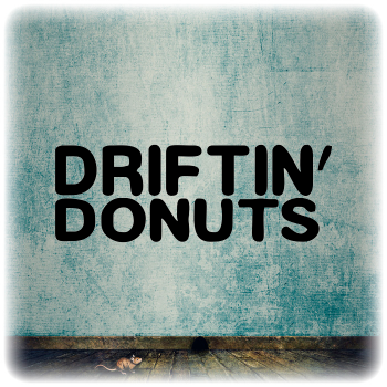 Одноразовый трафарет Driftins Donuts