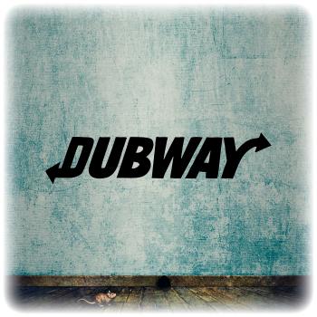 Одноразовый трафарет dubway