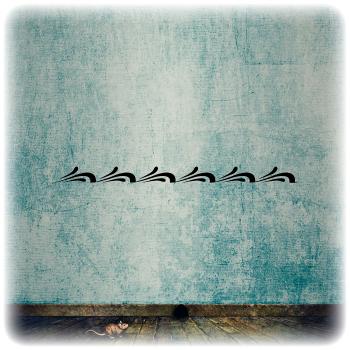 Многоразовый трафарет Узоры 89