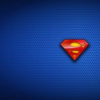 Наклейка на плеер Супермен