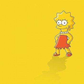 Наклейка на мод Лиза
