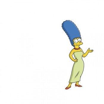 Наклейка на мод Мардж