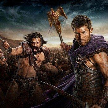 Наклейка на мод Spartacus