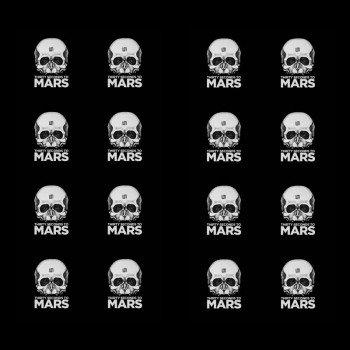 Наклейка на телефон Skull 30 seconds to mars [by Energetic]