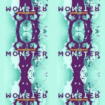 Наклейка на телефон Imagine Dragons / MONSTER [by Energetic]