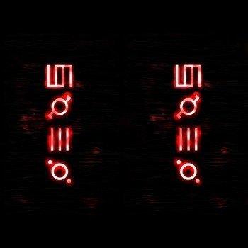 Наклейка на телефон Символы 30 seconds to mars [by Energetic]