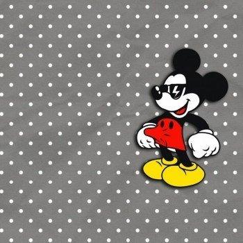 Наклейка на плеер Микки Маус