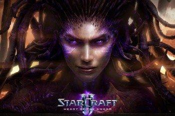 Наклейка на ноутбук StarCraft