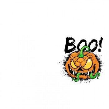 Наклейка на телефон Boo