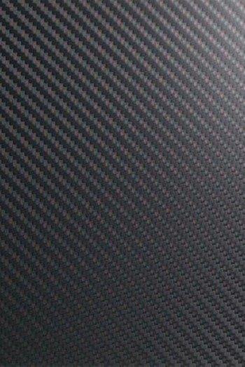 Наклейка на планшет Черный Карбон