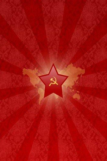 Наклейка на планшет СССР