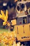 Наклейка на планшет Wall-e