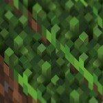 Наклейка на плеер Minecraft Кубики
