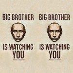 Наклейка на  плеер Big Brother