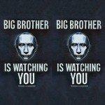 Наклейка на  плеер Big Brother1