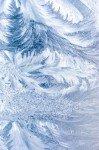 Наклейка на планшет Зимний Узор