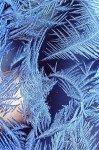 Наклейка на планшет Морозный Узор