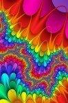 Наклейка на планшет Палитра Цветов