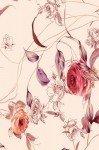 Наклейка на планшет Нарисованные Розы