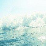 Наклейка на плеер Летнее Море