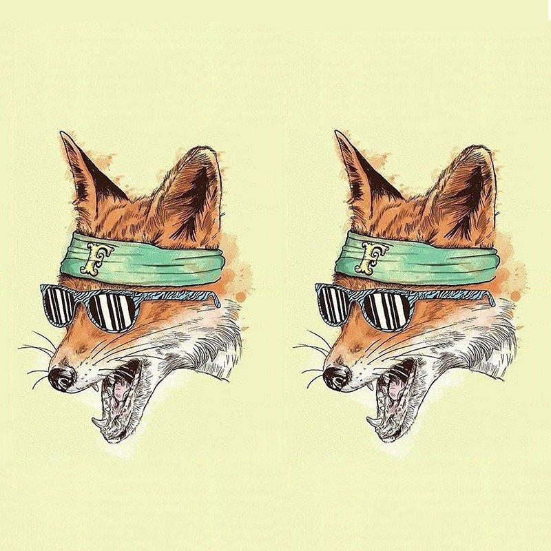 Чехол на телефон Fox
