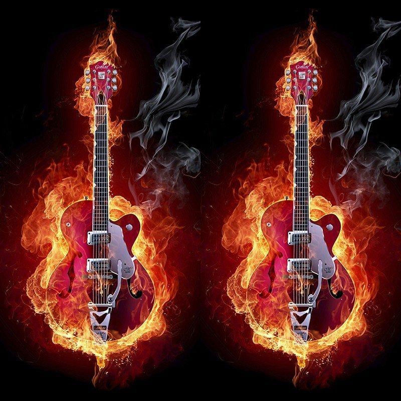 Чехол на телефон Гитара