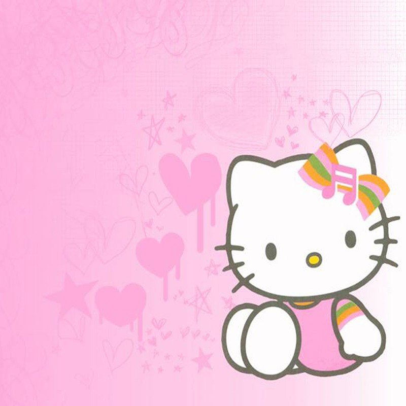 Чехол на телефон Hello Kitty