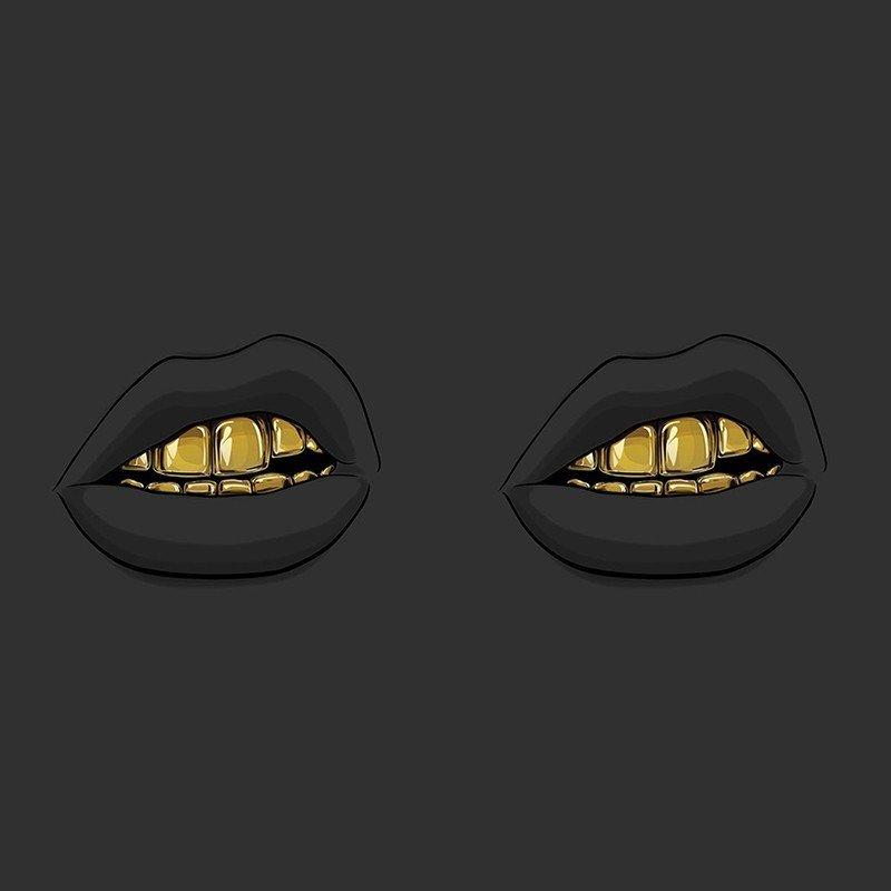 Чехол на телефон Lips