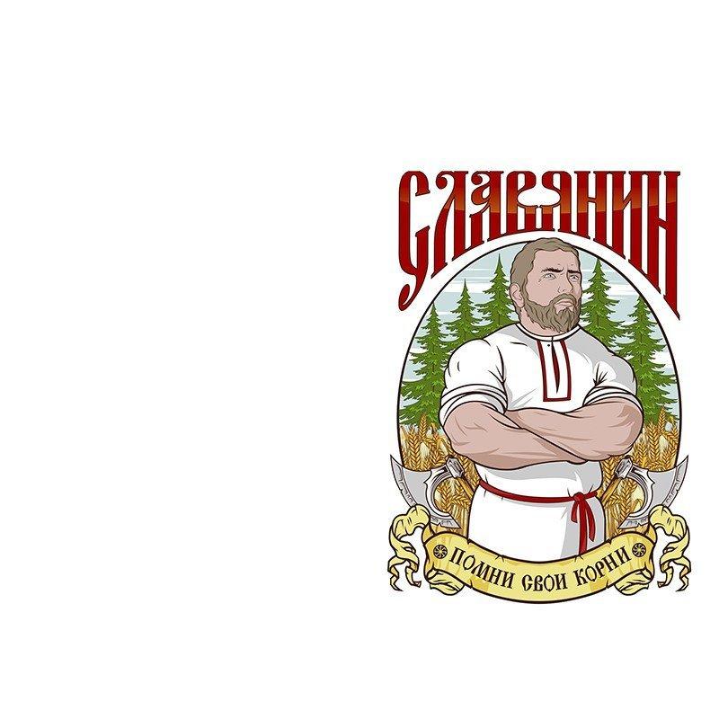 Чехол на телефон Славянин