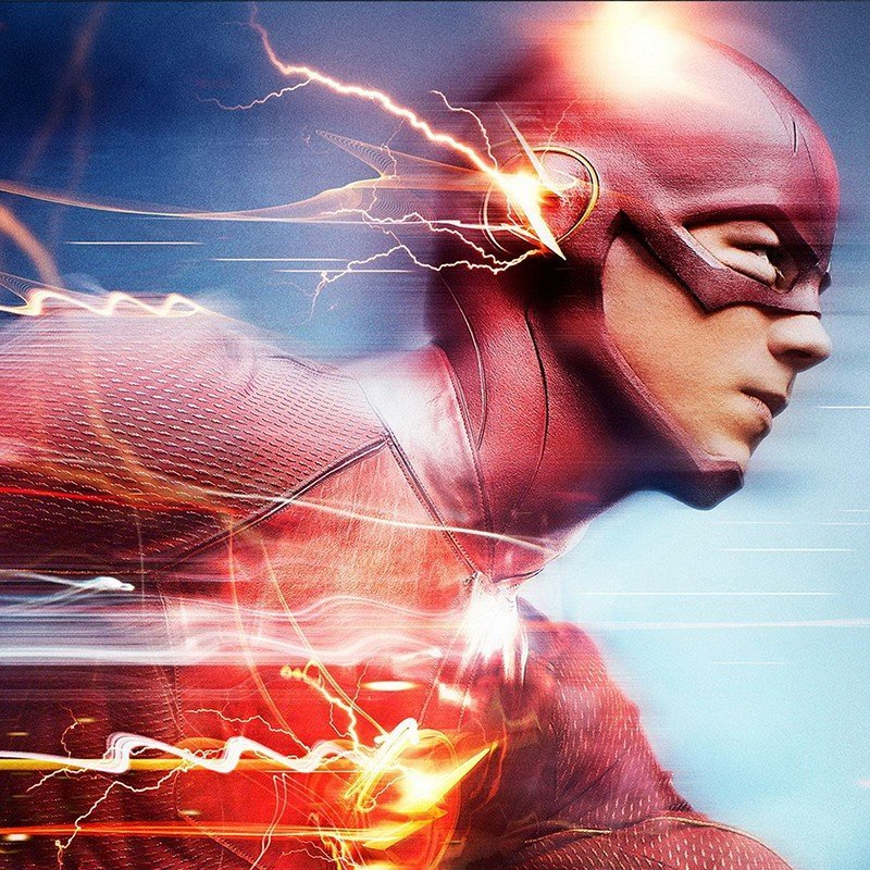 Чехол на телефон The flash