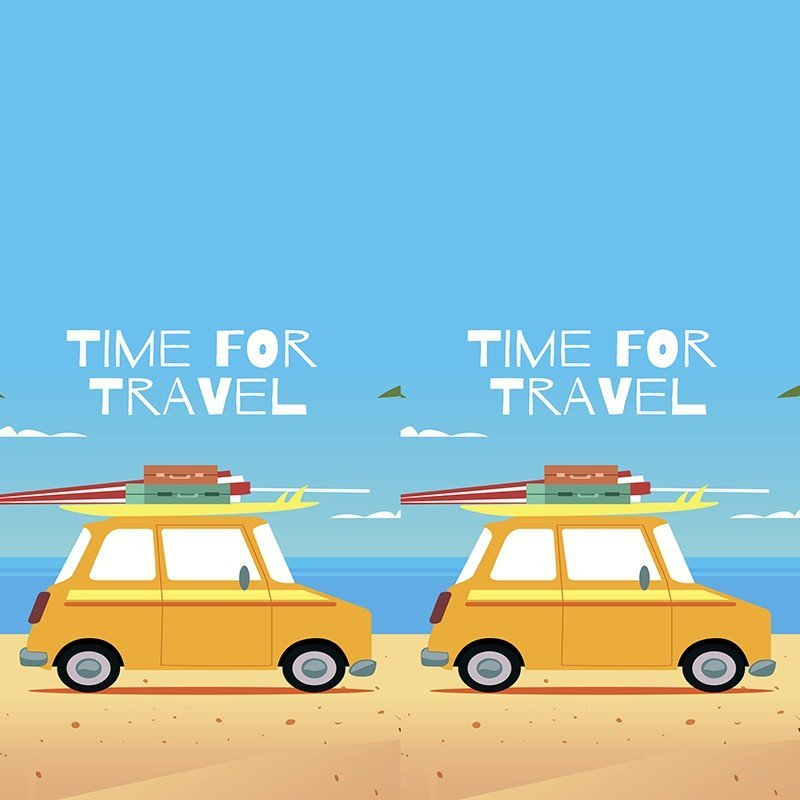 Чехол на телефон Time To Travel