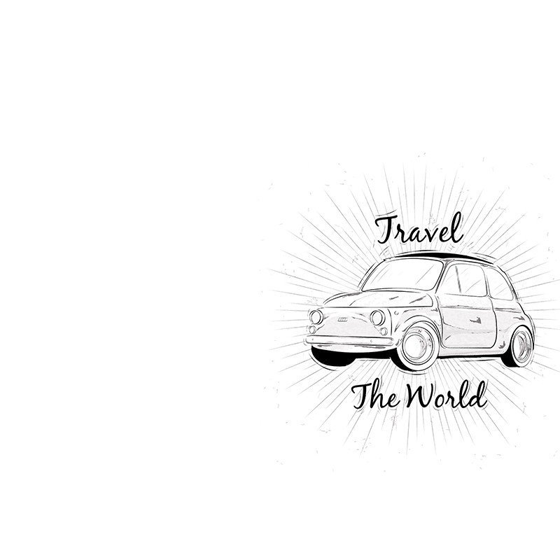 Чехол на телефон Travel The World