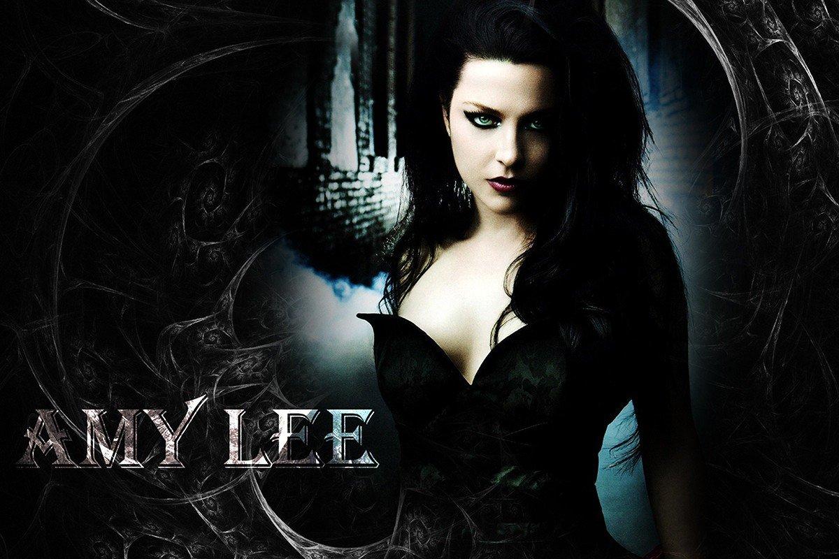 Наклейка на ноутбук Evanescence