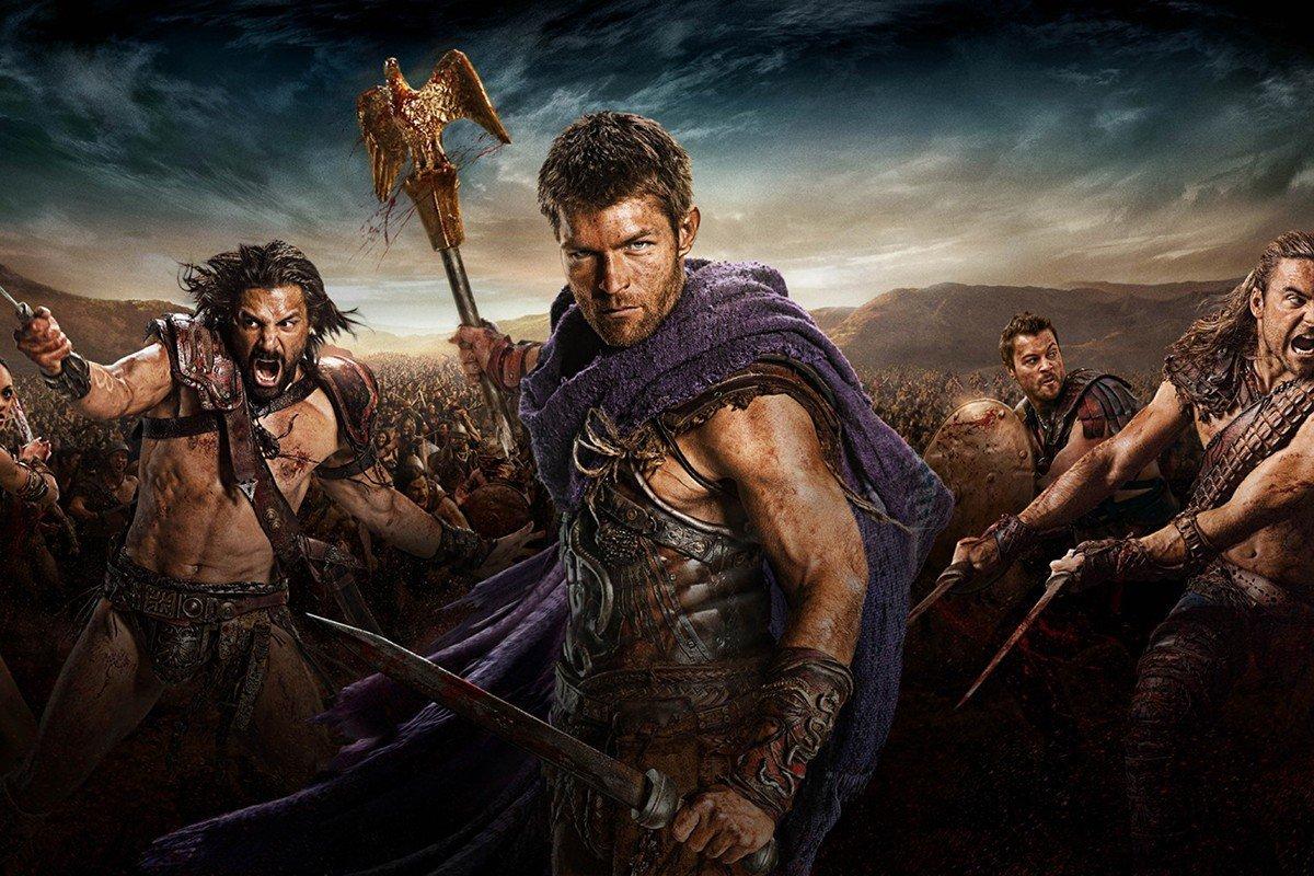 Наклейка на ноутбук Spartacus