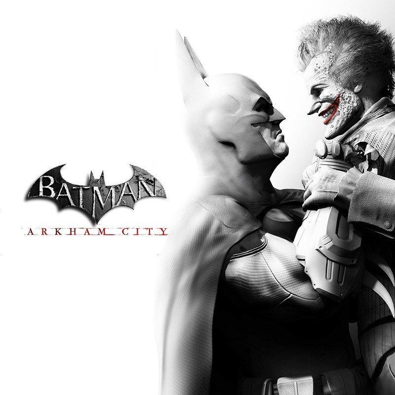 Наклейка на телефон Batman