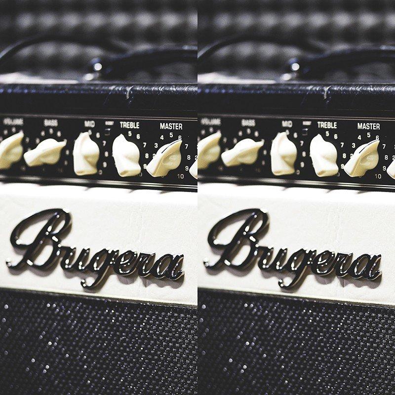 Наклейка на телефон Bugera