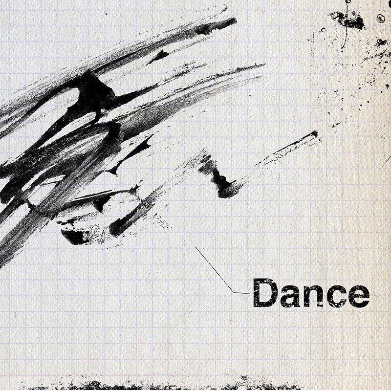 Наклейка на телефон Dance
