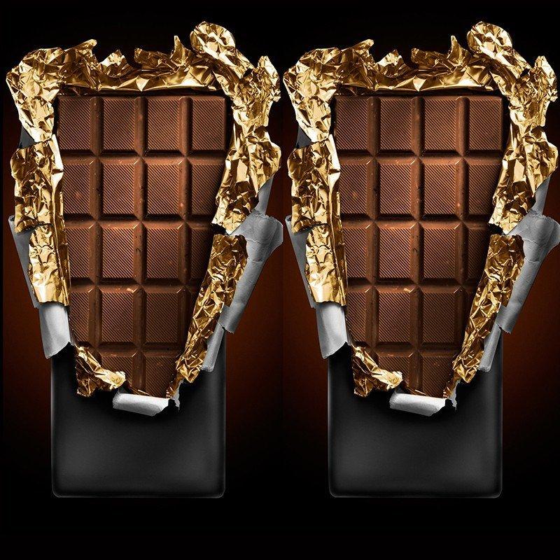 Наклейка на телефон Шоколад