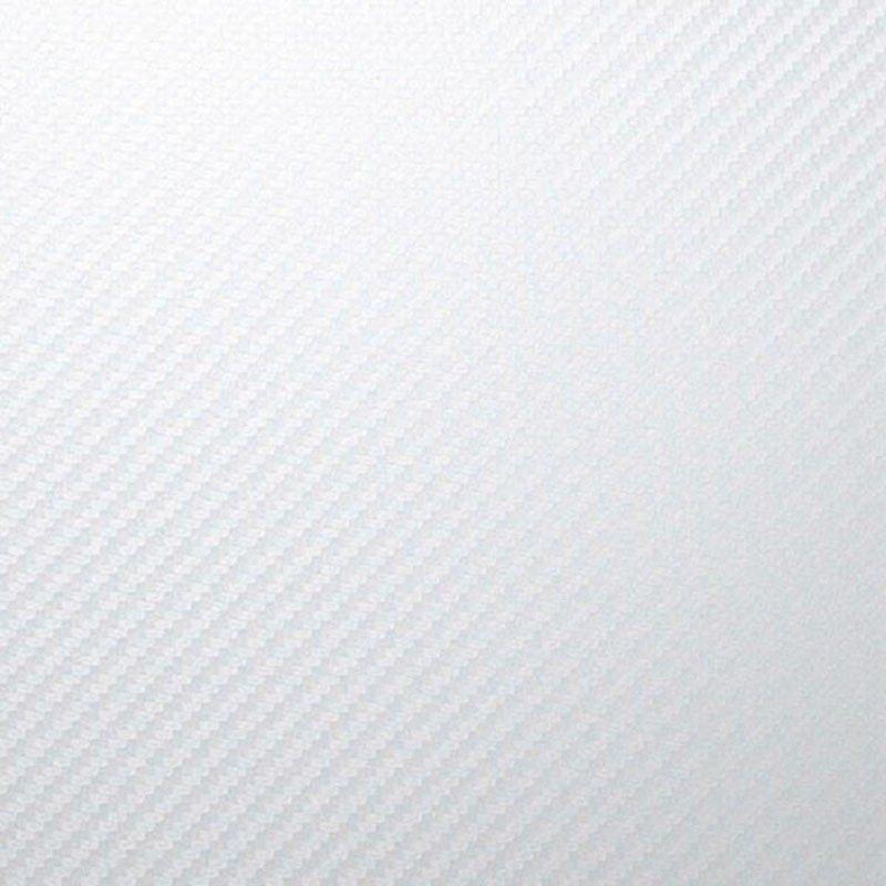 Наклейка на телефон Белый Карбон