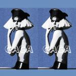 Наклейка на телефон Lady Gaga [by Energetic]