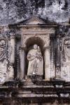 Наклейка на планшет Дева Мария (Антигуа Гватемала)