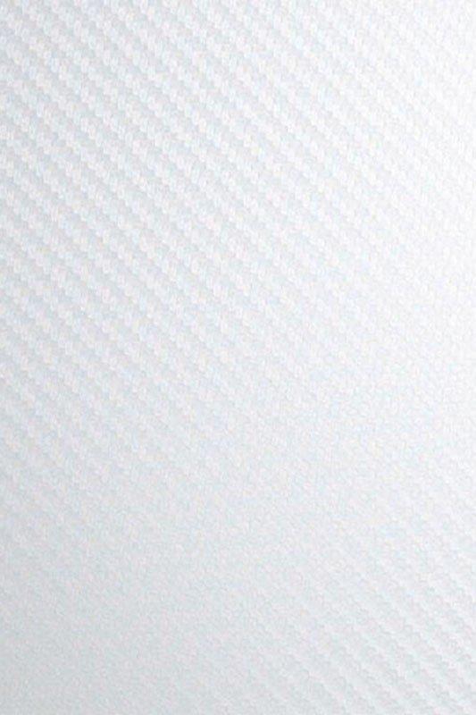 Наклейка на планшет Белый Карбон
