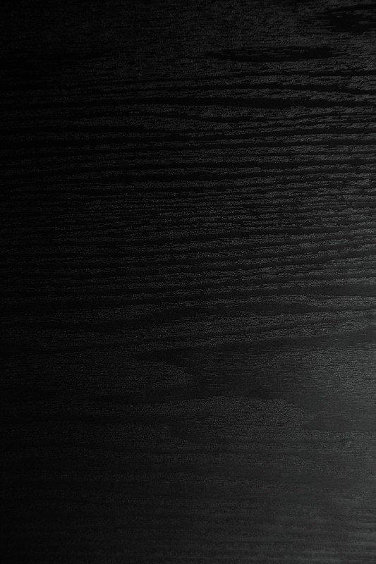 Наклейка на планшет Черное Дерево